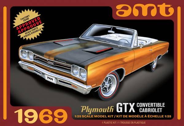 Bilde av AMT1137M - 1969 Plymouth
