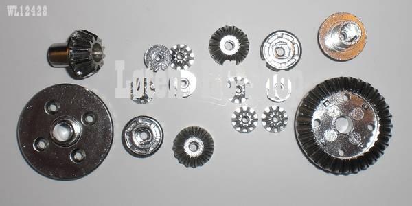 Bilde av Drevsett i Metall