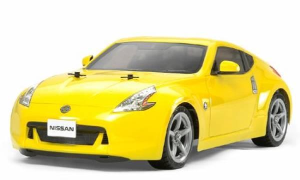 Bilde av Tamiya 58478 1/10 Nissan