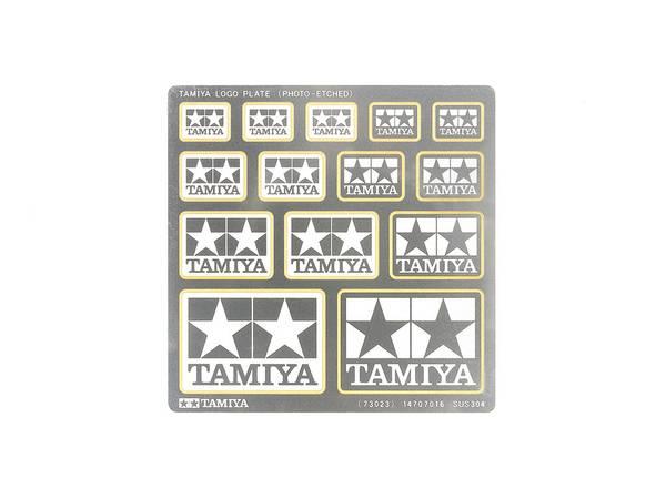 Bilde av Tamiya 73023 Logo Plate
