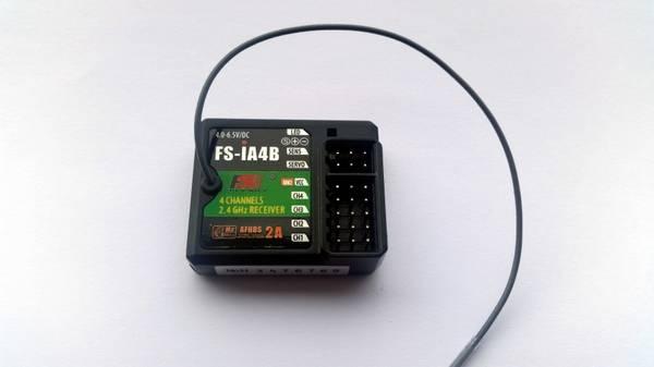 Bilde av FS-iA4B - 4Ch 2.4Ghz