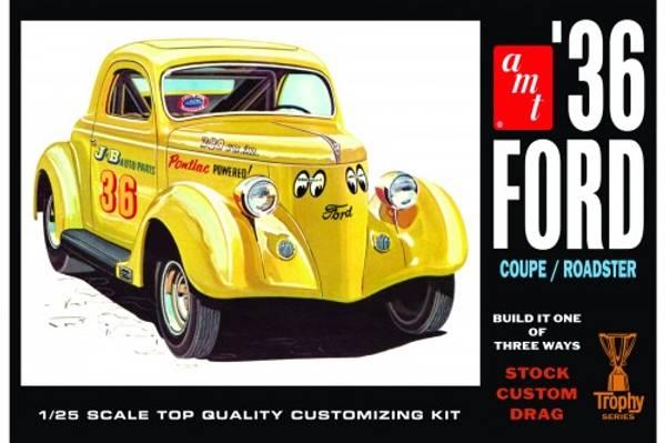 Bilde av AMT824/12 - 1936 Ford