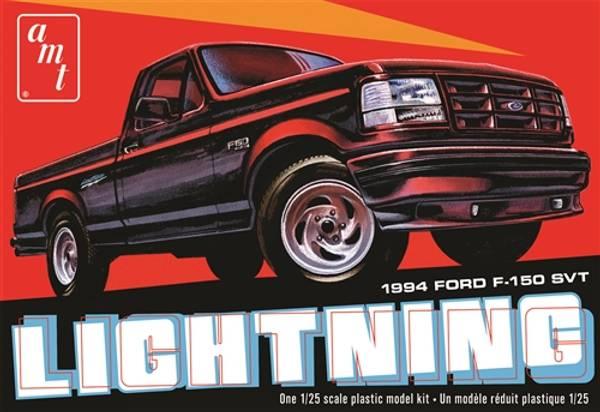 AMT1110M - Ford 1994 F-150 Lightning Pickup 1:25