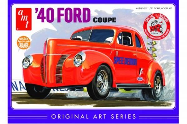 Bilde av AMT850/12 - 1940 Ford