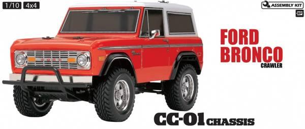 Bilde av Tamiya 1/10 Ford Bronco