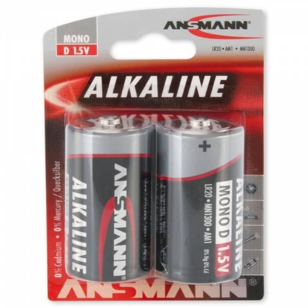 Bilde av Alkaline battery Mono D