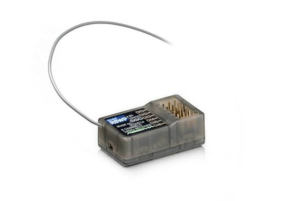 Absima 2.4GHz 6-kanals Radio CR6S med Motaker R6WP FHSS