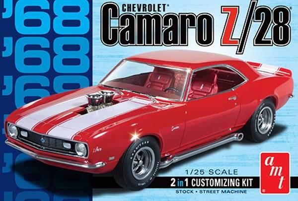 Bilde av AMT868 - 1968 Chevrolet
