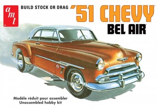 Bilde av AMT862 - 1951 Chevy Bel