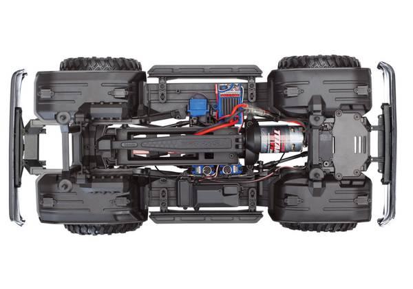 Traxxas TRX-4 K5 Chevrolet Blazer 1/10 Trail Crawler RTR