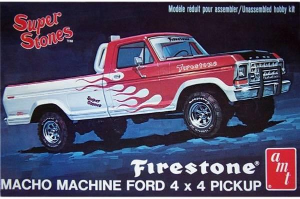 Bilde av AMT858/12 - 1978 Ford