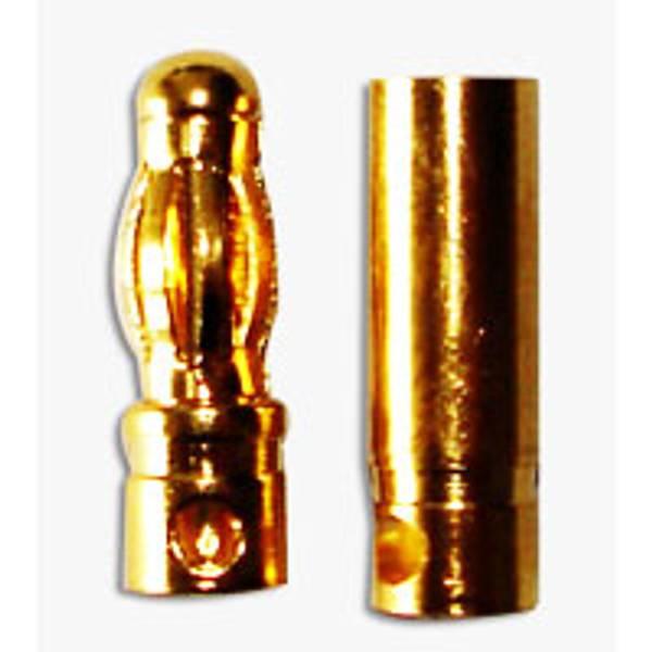 Bilde av 4.0mm Gullkontakter - 1