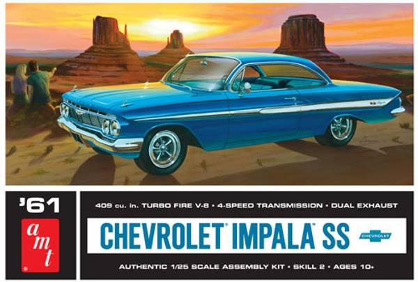 Bilde av AMT1013/12 - 1961 Chevy
