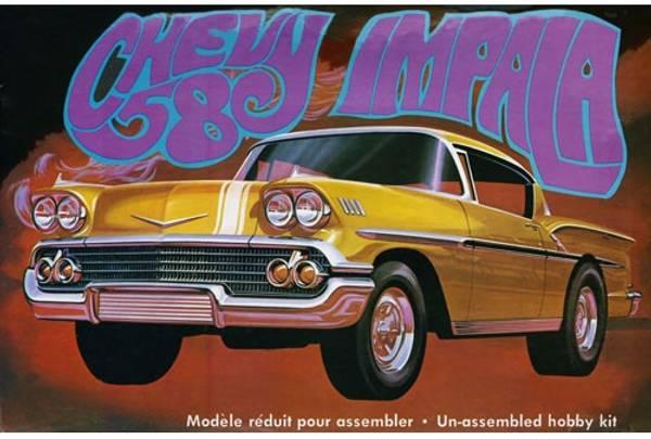 Bilde av AMT931/12 - 1958 Chevy