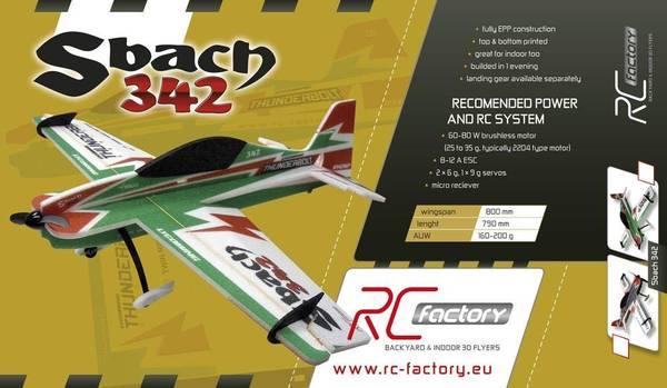 Bilde av RCF Backyard SBach 342