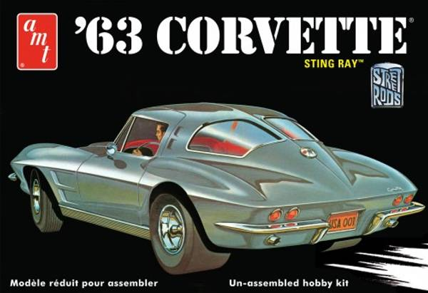 Bilde av AMT861 - 1963 Chevy