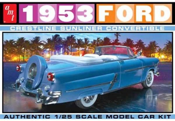Bilde av AMT1026/12 - 1953 Ford