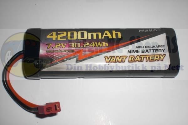 Bilde av 7.2v 4200mah VANT Racing