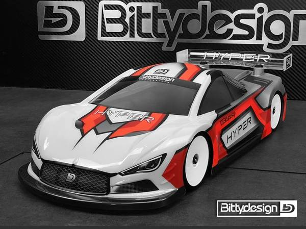 Bilde av Bittydesign Hyper Clear