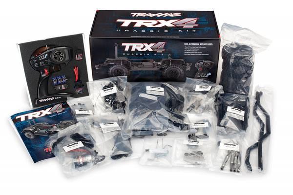 Bilde av Traxxas TRX-4