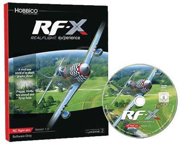 Bilde av RealFlight RF-X