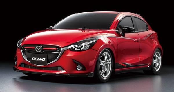 Bilde av Tamiya 58640 1/10 Mazda2