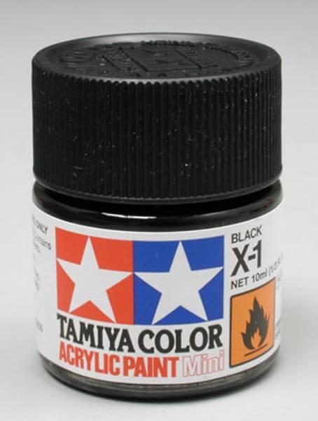Bilde av Tamiya Acrylic Mini X-1