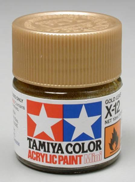 Bilde av Tamiya Acrylic Mini X-12