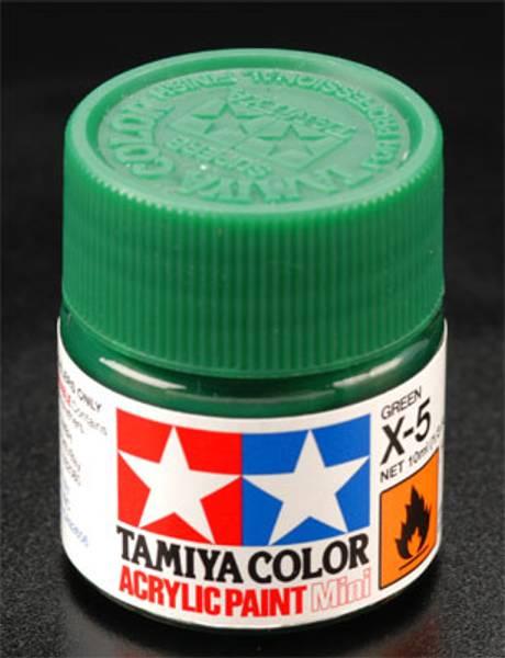 Bilde av Tamiya Acrylic Mini X-5