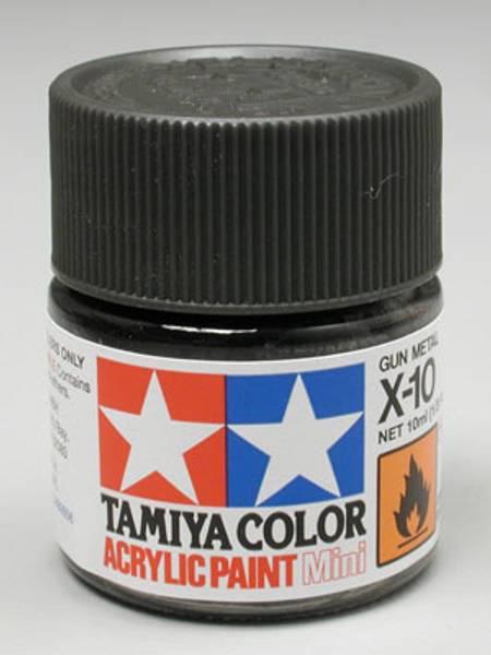 Bilde av Tamiya Acrylic Mini X-10