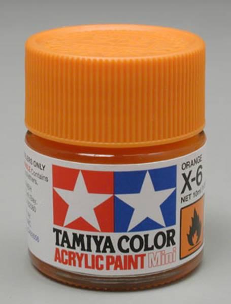 Bilde av Tamiya Acrylic Mini X-6