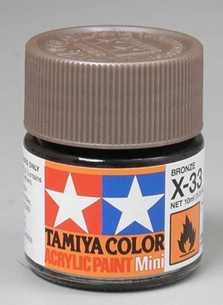 Bilde av Tamiya Acrylic Mini X-33