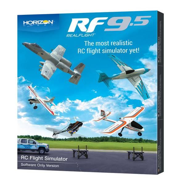 Bilde av RealFlight 9.5 Fly