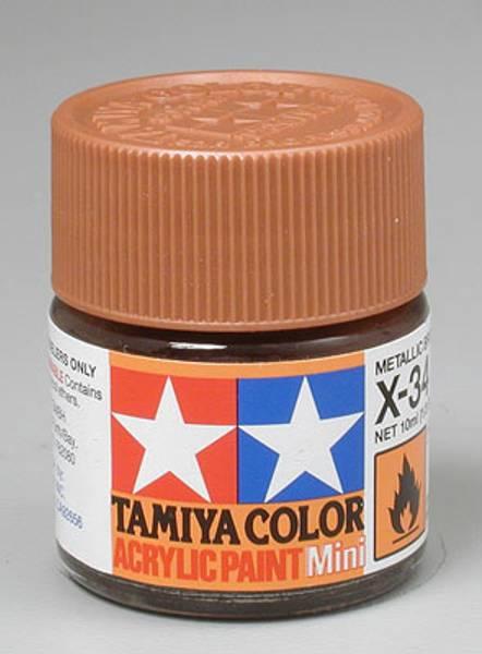 Bilde av Tamiya Acrylic Mini X-34