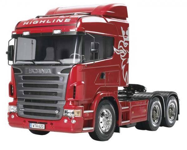 Bilde av Tamiya 56323 1/14 Scania