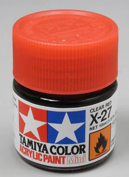 Bilde av Tamiya Acrylic Mini X-27