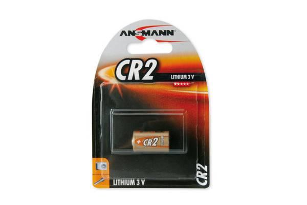Bilde av Lithium 3V battery CR2
