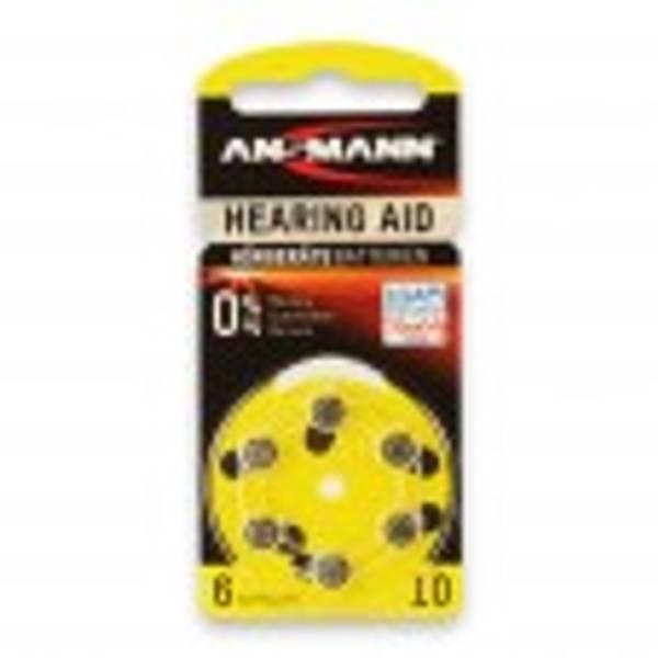 Bilde av Hearing aid battery 10