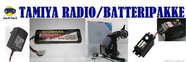 Bilde av Radio/Batteri Pakke for