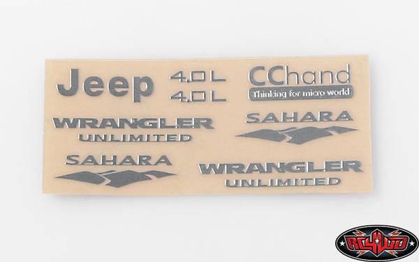 Bilde av Metal Emblems for Axial