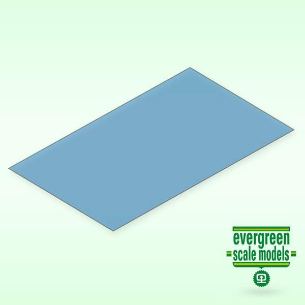 Bilde av Evergreen Klar Blå plate
