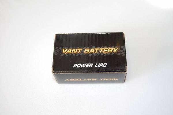 3S 900mAh-30C -Vant Power Deans/XH