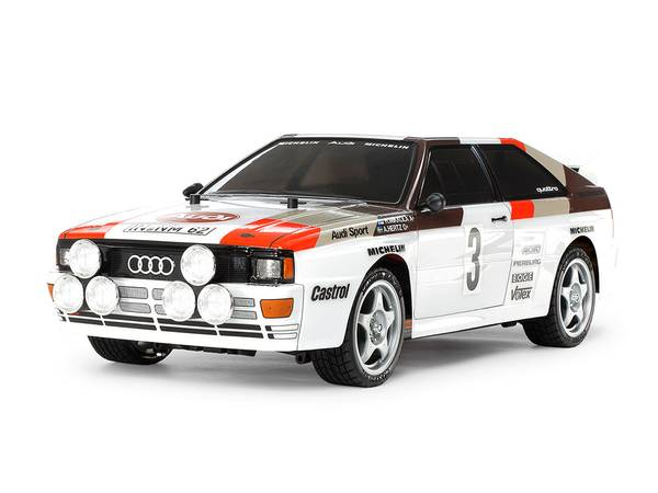 Bilde av Tamiya 58667 1/10 Audi