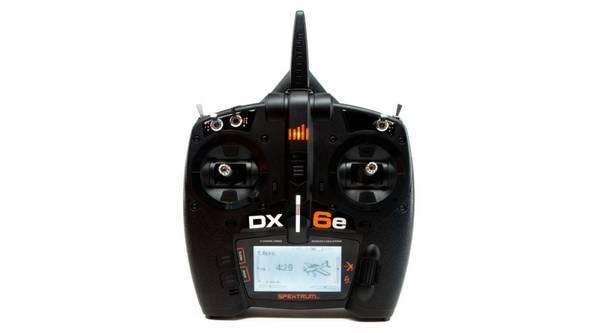 Bilde av DX6e 6-Channel DSMX Kun