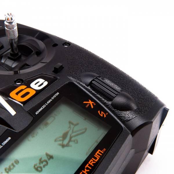 DX6e 6-Channel DSMX med AR620 Motaker