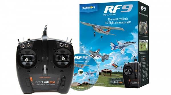 Bilde av RF9 Flight Simulator