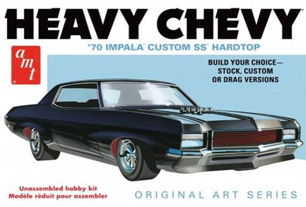 Bilde av AMT895/12 - 1970 Chevy