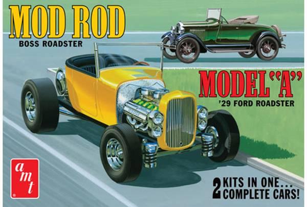 Bilde av AMT1002/12 - 1929 Ford