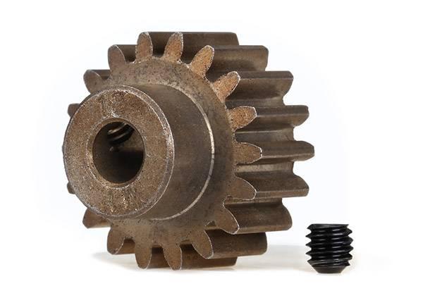 Bilde av 6491X - Pinion 18T Steel