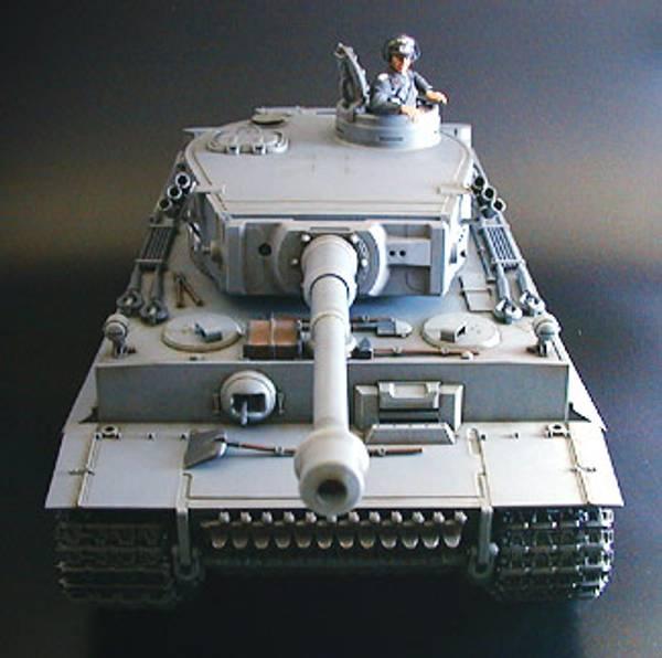 Bilde av 56010 - RC German Tiger